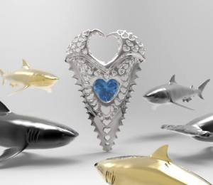 Shark Jewellery by DZN