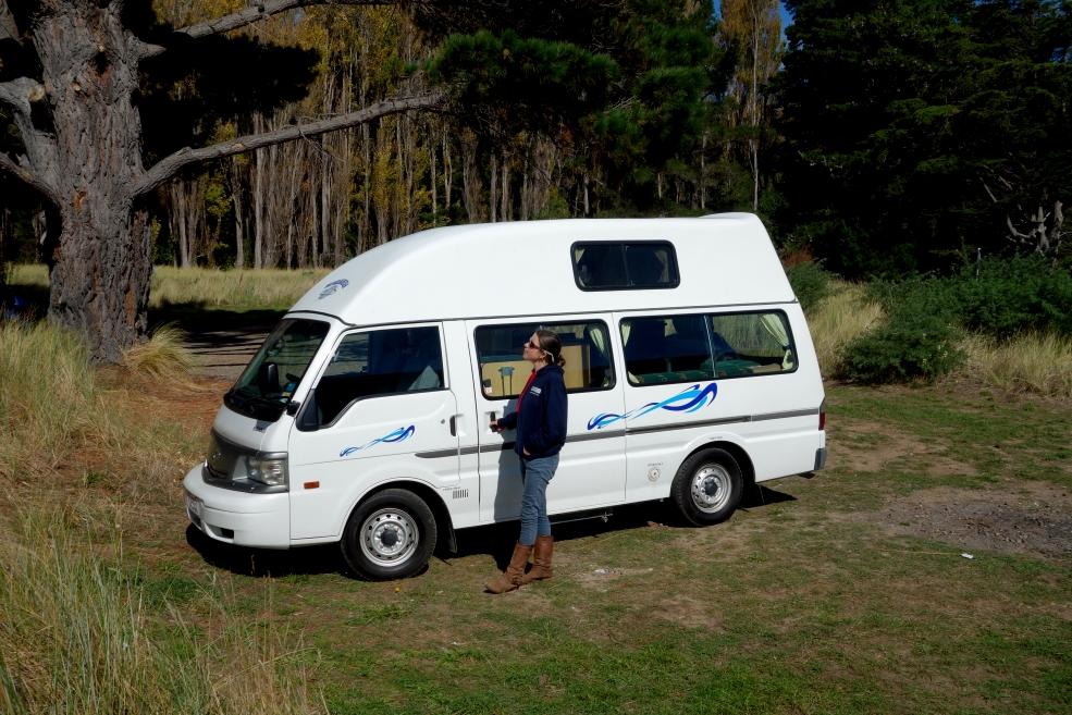 Shark Bay Camping Bay Camp Banks Peninsula