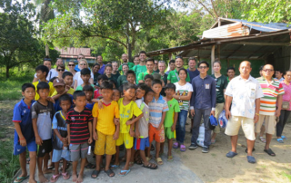 Community Clean Up Day, Cambodia
